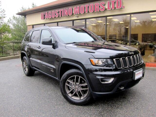 2016 Jeep Grand Cherokee 75th Anniversary Edition 4x4 *Ltd Avail*