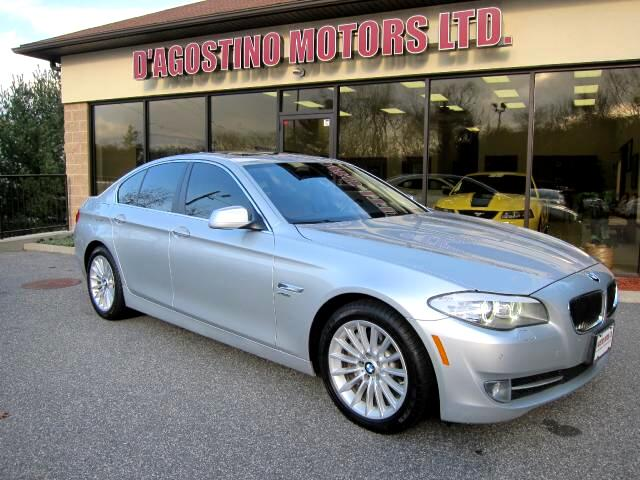 used 2011 bmw 5 series for sale in smithfield providence. Black Bedroom Furniture Sets. Home Design Ideas