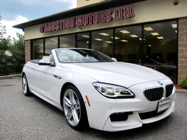 2016 BMW 6-Series 640i Convertible
