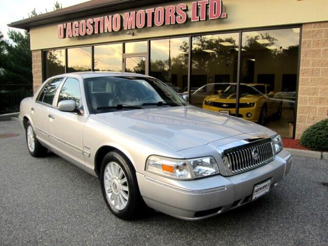 2011 Mercury Grand Marquis LS Ultimate