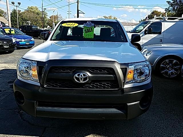 2011 Toyota Tacoma Regular Cab 2WD