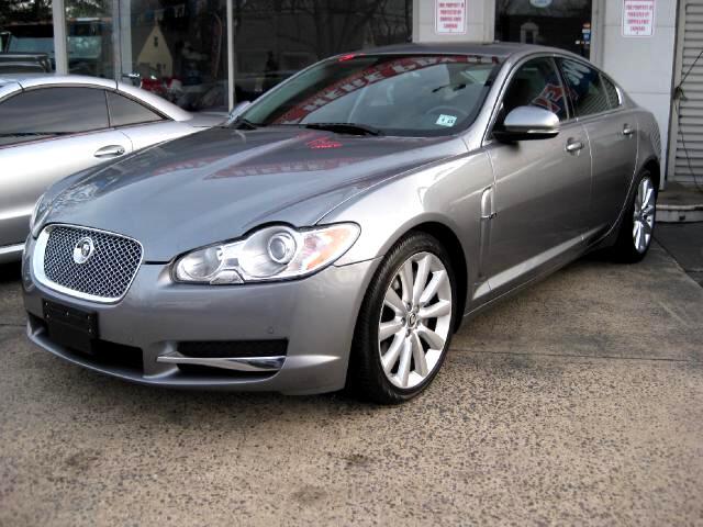 2010 Jaguar XF-Series Premium Luxury