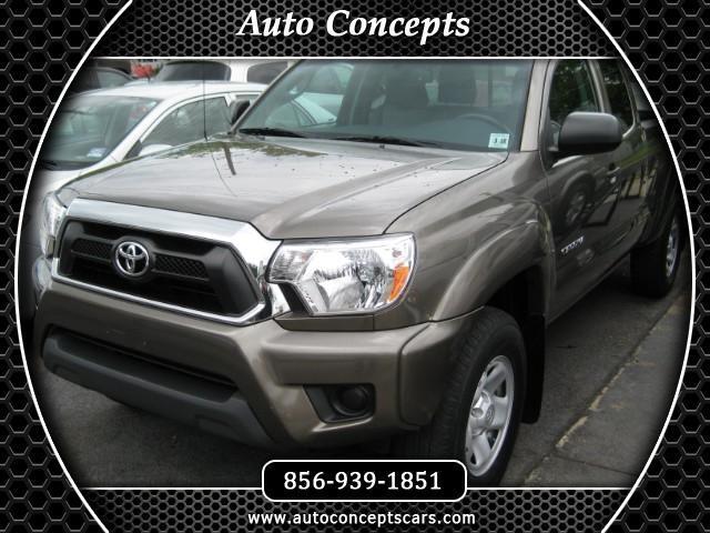 2013 Toyota Tacoma Access Cab 4WD