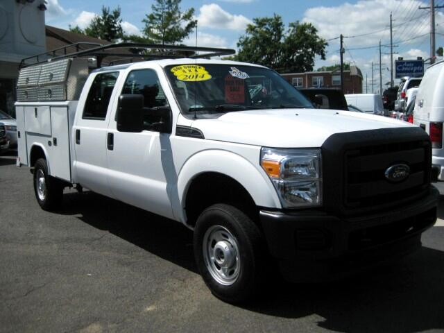 2014 Ford F-350 SD XL Crew Cab 4WD