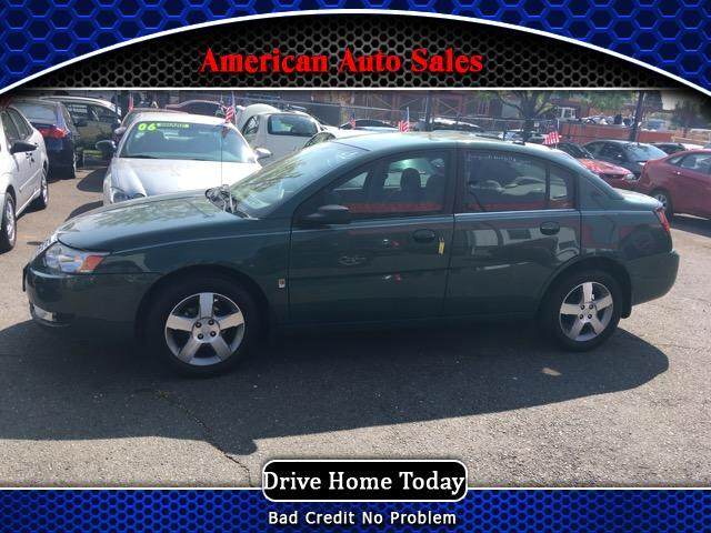 2007 Saturn ION 3 Sedan Manual