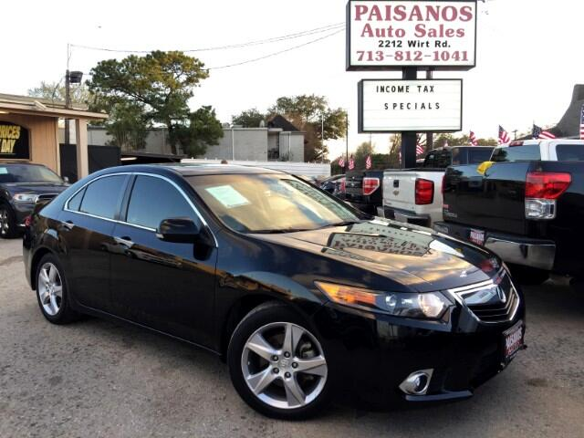 2013 Acura TSX AT with Tech Package