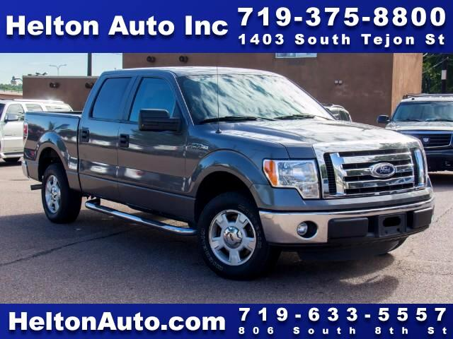 2011 Ford F-150 XLT SuperCab 5.5-ft Box 2WD