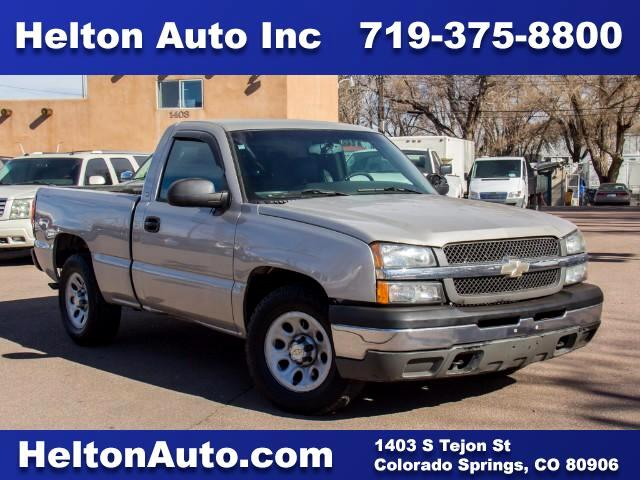 2005 Chevrolet C/K 1500 Ext. Cab 6.5-ft. Bed 2WD