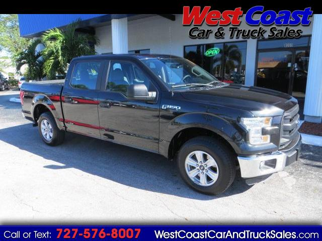 2015 Ford F-150 XL SuperCrew 5.5-ft. Bed 2WD F150 Truck