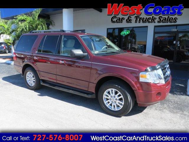 2013 Ford Expedition XLT LEATHER
