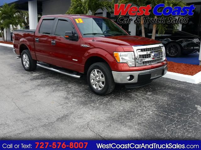 "2013 Ford F-150 2WD SuperCrew 139"" XLT F150 Truck"