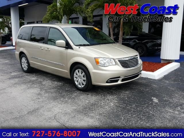 2014 Chrysler Town & Country 4dr Wgn Touring Van - Minivan