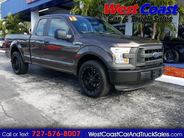 2015 Ford F-150 XL SuperCab 6.5-ft. Bed 2WD F150 Truck