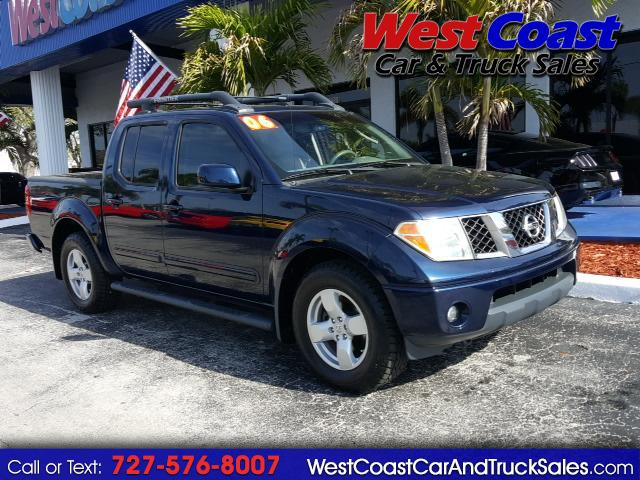 2006 Nissan Frontier LE Crew Cab 2WD Truck