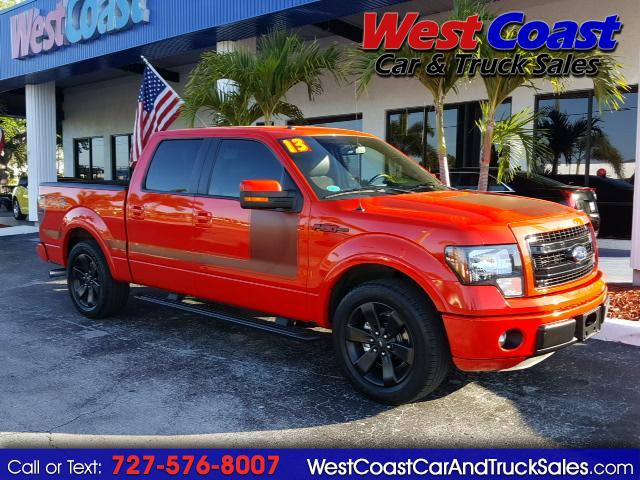 """2013 Ford F-150 2WD SuperCrew 145"""" FX2"""