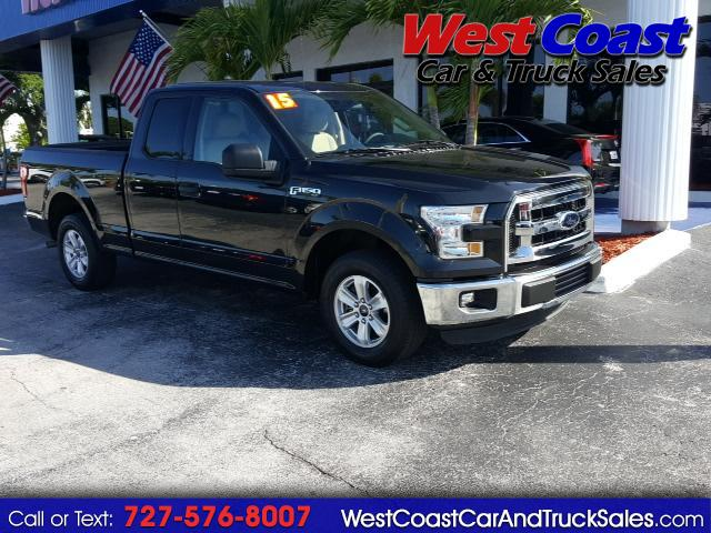 2015 Ford F-150 XLT RWD SuperCab 6.5' Box F150 4dr Truck