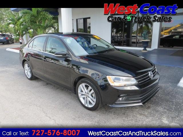 2015 Volkswagen Jetta SEL Navigation Leather