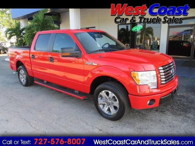 2011 Ford F-150 XLT SuperCrew 5.5-ft. Bed 2WD F150 Truck