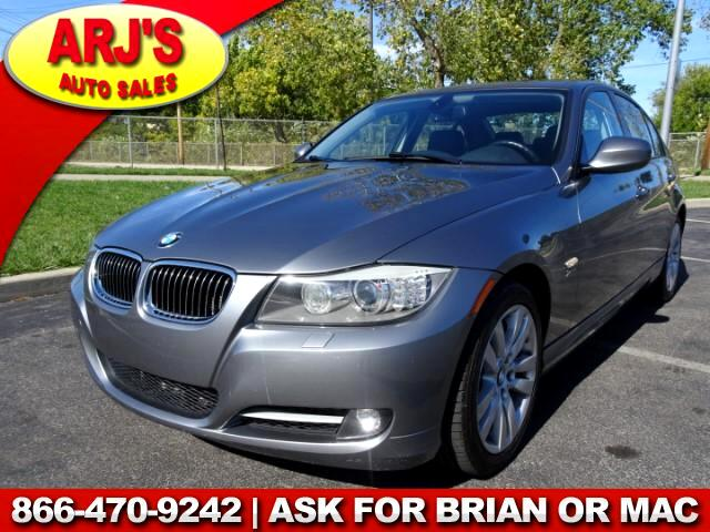 2011 BMW 3-Series 335i xDrive SA