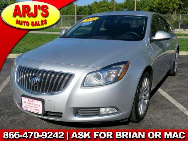 2011 Buick Regal CXL Turbo - 4XT