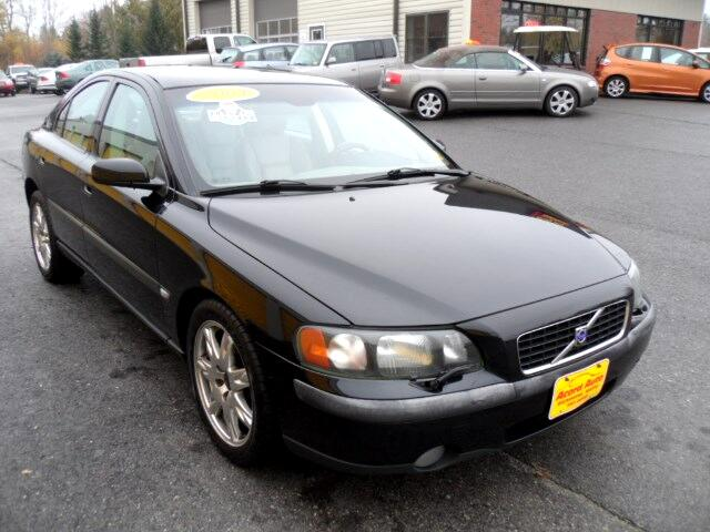 used 2004 volvo s60 2 5t awd for sale in richmond me 04357 acord auto inc. Black Bedroom Furniture Sets. Home Design Ideas