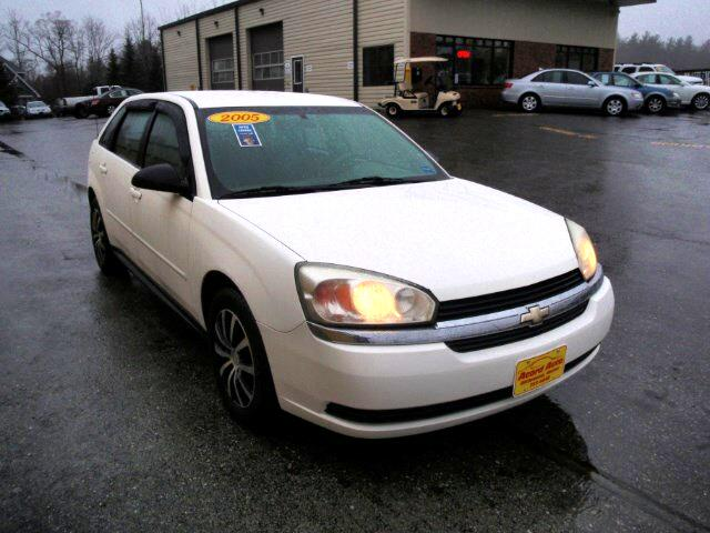 used 2005 chevrolet malibu maxx ls for sale in richmond me. Black Bedroom Furniture Sets. Home Design Ideas