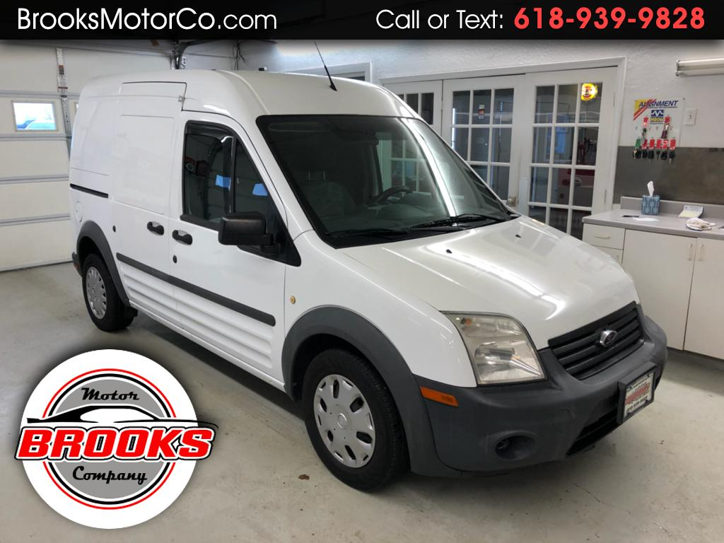 """2012 Ford Transit Connect 114.6"""" XL w/rear door privacy glass"""