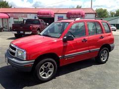 2004 Chevrolet Tracker