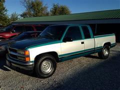 1996 Chevrolet C/K 2500