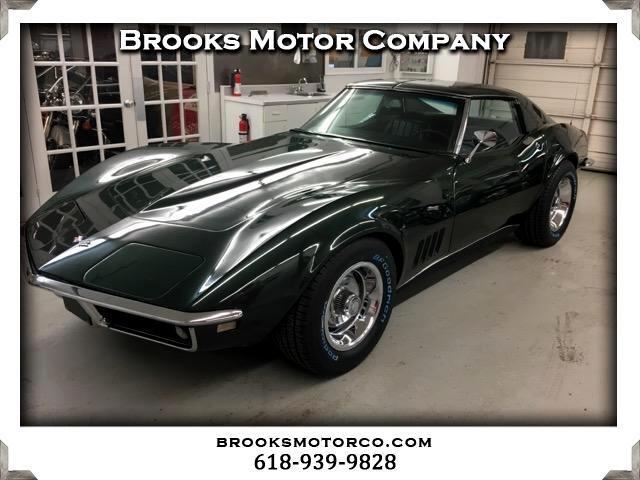 1968 Chevrolet Corvette Stingray T-Top coupe