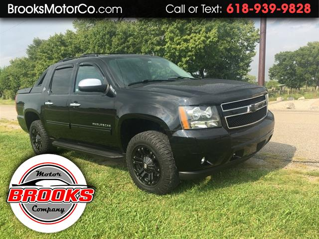 2013 Chevrolet Avalanche LT1 4WD