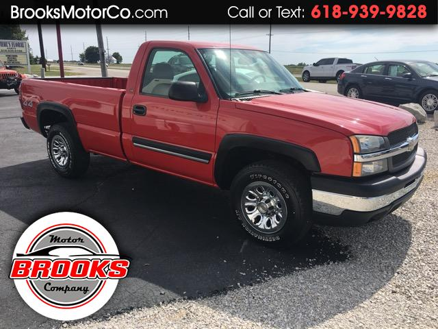 2005 Chevrolet Silverado 1500 Reg. Cab Long Bed 4WD