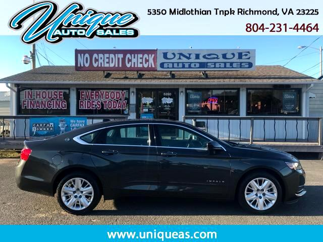 2014 Chevrolet Impala LS Fleet