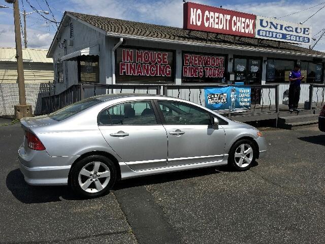 2006 Honda Civic EX Sedan AT with Navigation