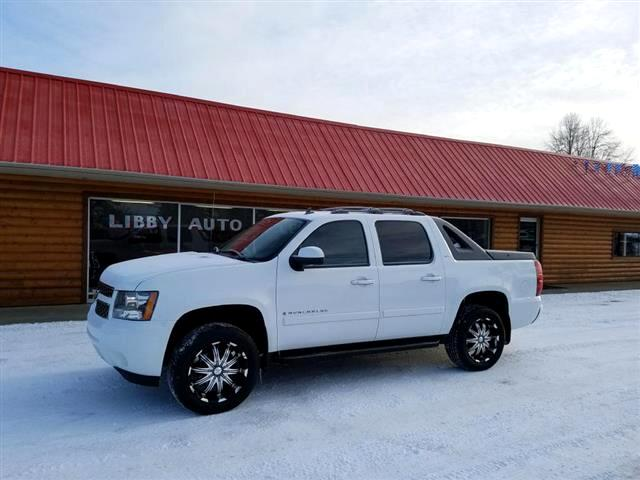 2007 Chevrolet Avalanche LT1 4WD