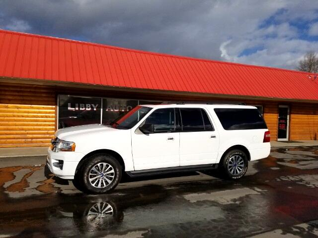 2017 Ford Expedition EL XLT 4WD