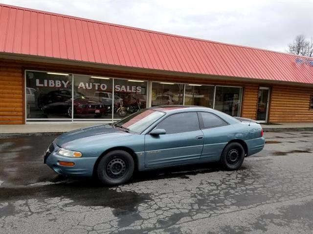 1999 Chrysler Sebring LXi