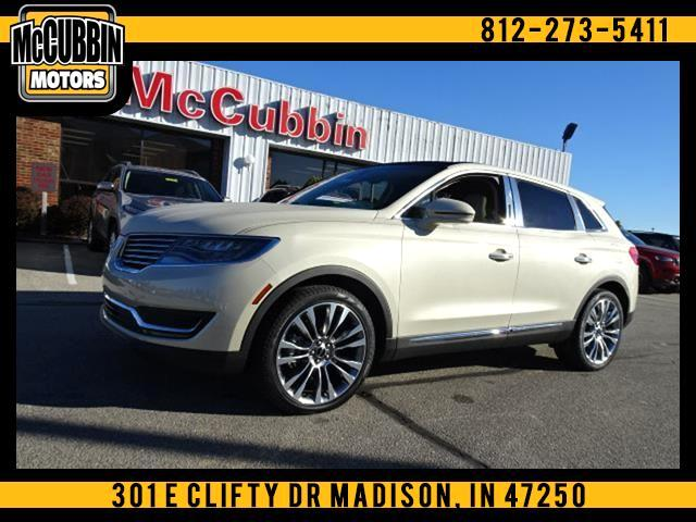 2016 Lincoln MKX Reserve