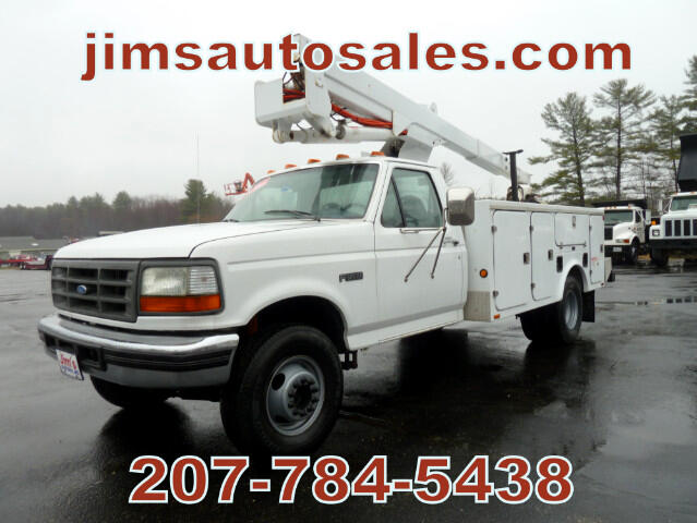 1997 Ford F-450 SD XL