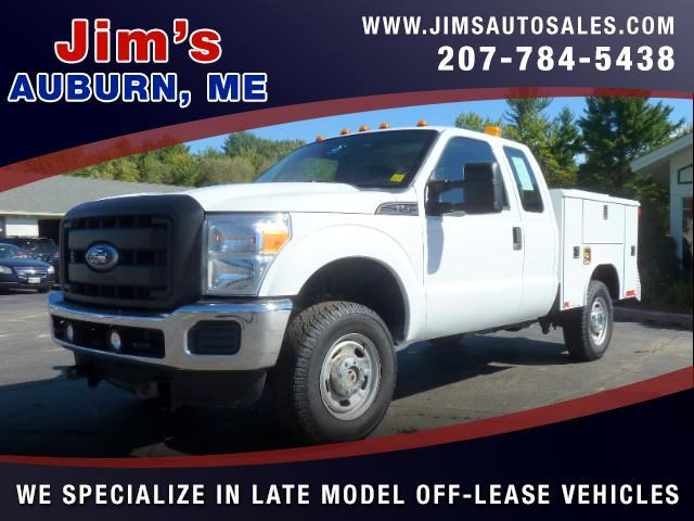 2011 Ford F-350 SD XL SuperCab  4WD