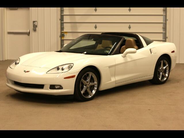 2012 Chevrolet Corvette Premium Coupe 3LT