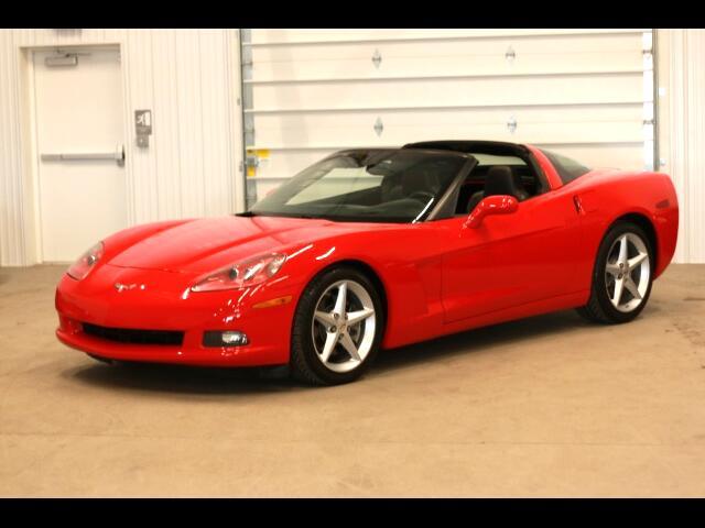 2012 Chevrolet Corvette Preferred Coupe 2LT