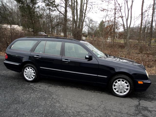 used 2001 mercedes benz e class wagon for sale in