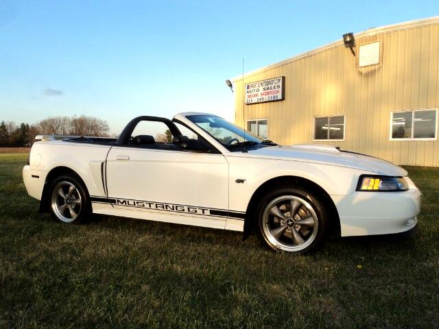 Used 2001 ford mustang gt convertible for sale in for 2001 ford mustang convertible top motor