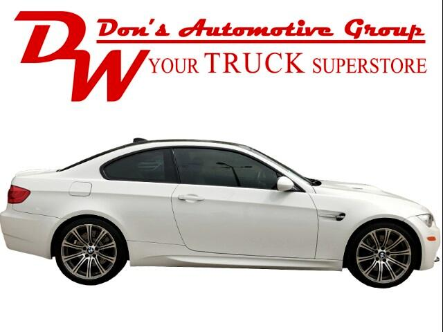 2013 BMW M3 Visit Dons Automotive Group 6902 Johnston Street Lafayette LA 70503 or online at wwwd