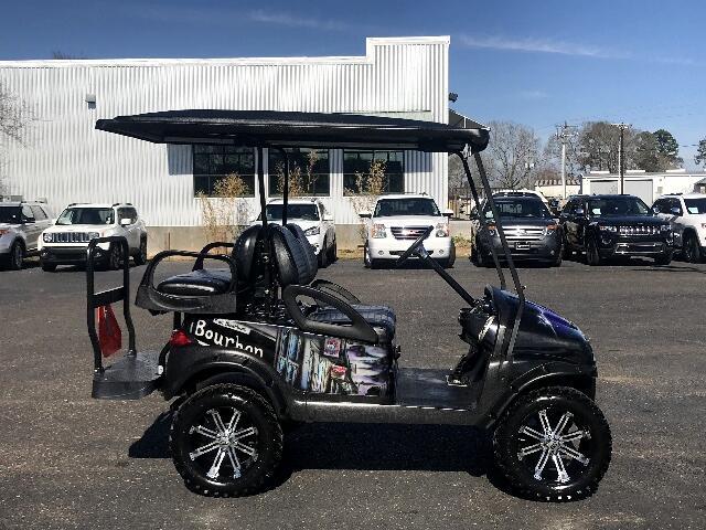 2010 Club Car Golf Cart Custom