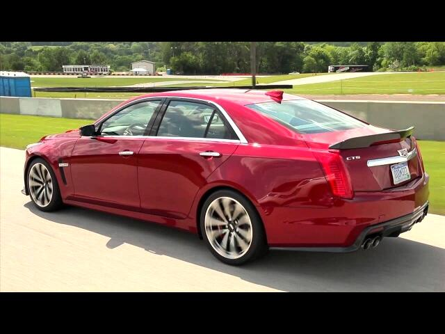 2017 Cadillac CTS-V Supercharged CTS-V