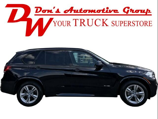 2015 BMW X5 Fully Loaded Backup Cam Panoramic Roof AWD HeadusUpDisplay Visit Dons Automotive Group