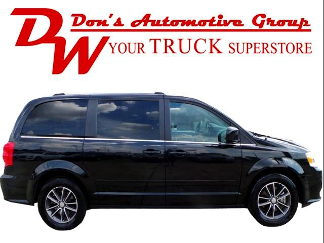2017 Dodge Grand Caravan  STEERING WHEEL MOUNTED CONTROLS DUAL AC BACKUP CAMERA AUX AUDIO JACK