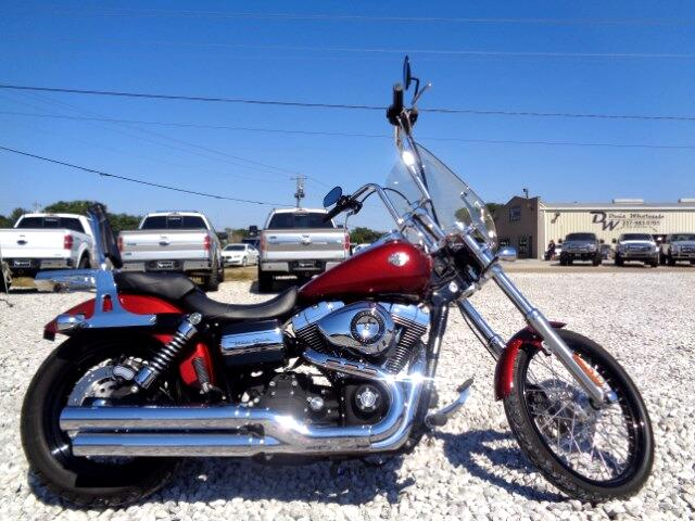 2010 Harley-Davidson FXDWG CALL IN FOR PRICING AT 13379830705 Visit Dons Wholesale online at wwwd